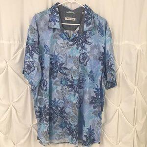 Tommy Bahama Hawaiian Camp shirt XXL